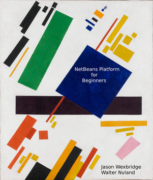 Cover of NetBeans Platform for Beginners book
